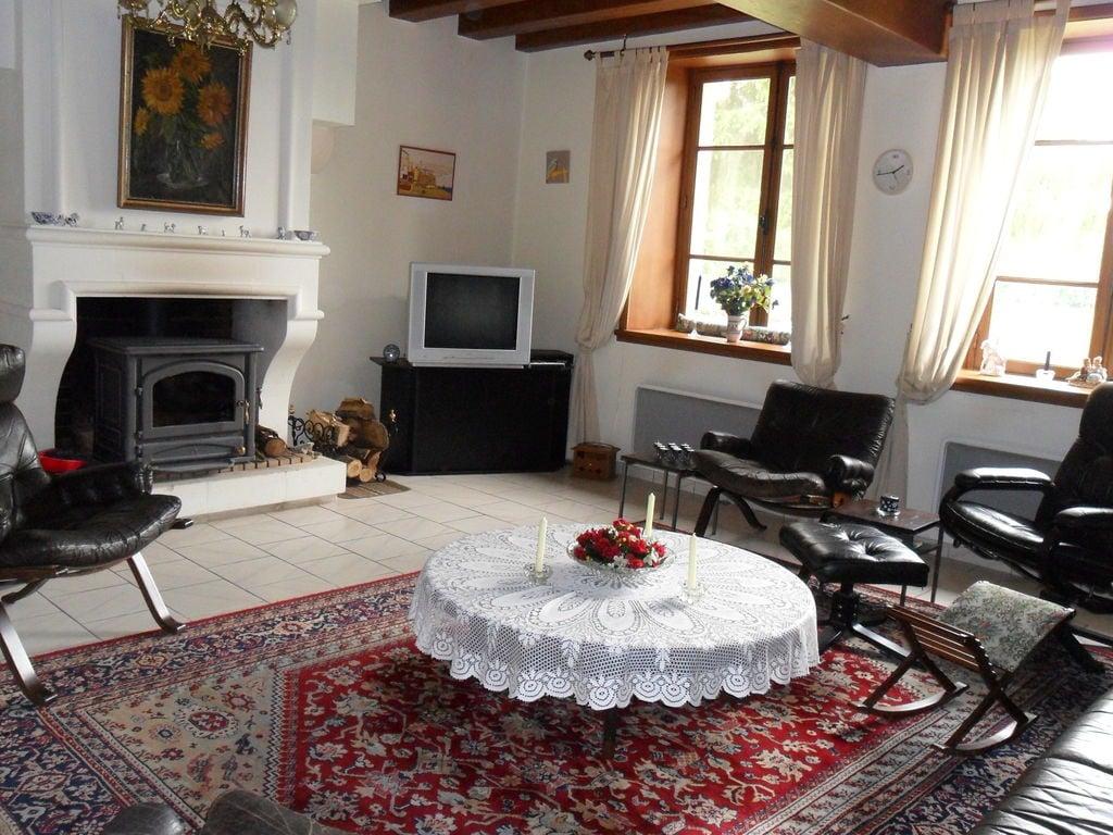Ferienhaus Gemütliches Ferienhaus in Vieure mit großem Garten (487121), Cosne d'Allier, Allier, Auvergne, Frankreich, Bild 7
