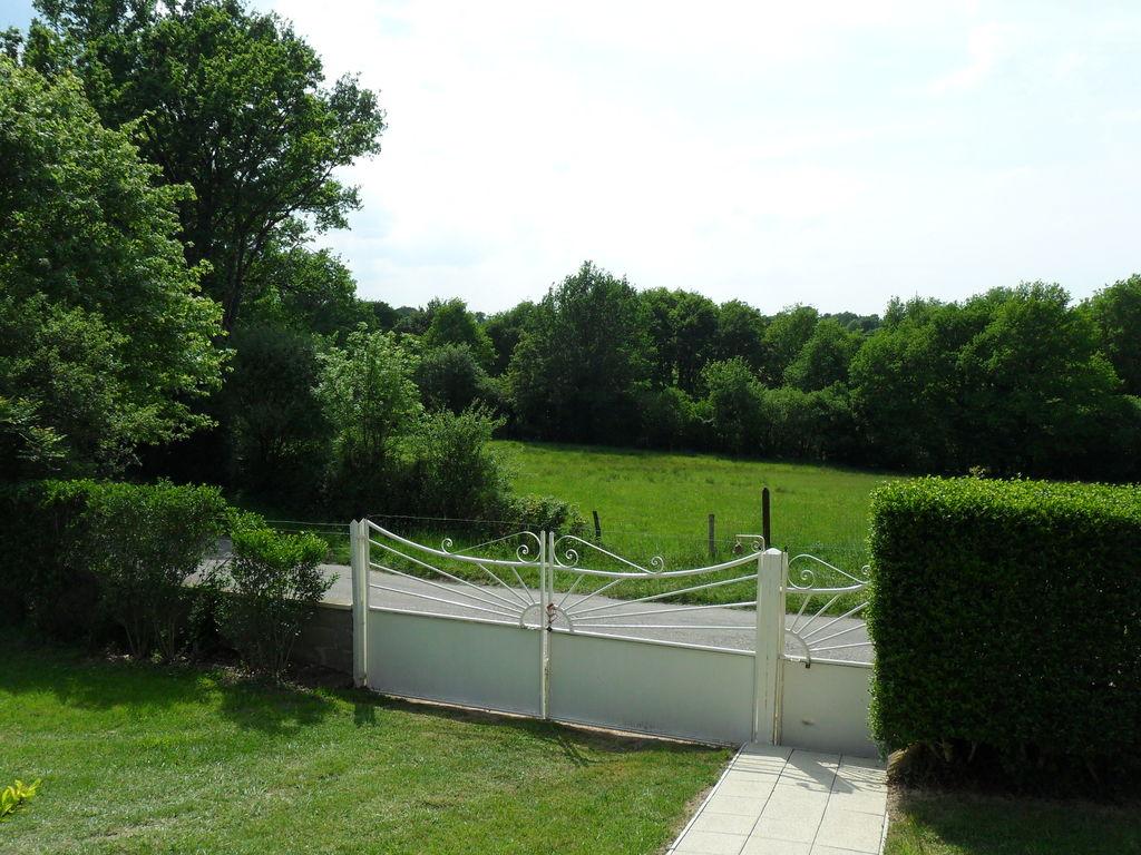 Ferienhaus Gemütliches Ferienhaus in Vieure mit großem Garten (487121), Cosne d'Allier, Allier, Auvergne, Frankreich, Bild 17