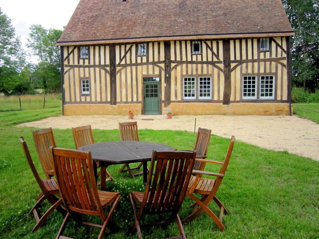 Ferienhaus Gemütliches Ferienhaus in Loire mit eigener Terrasse (654985), Bonnétable, Sarthe, Pays de la Loire, Frankreich, Bild 2