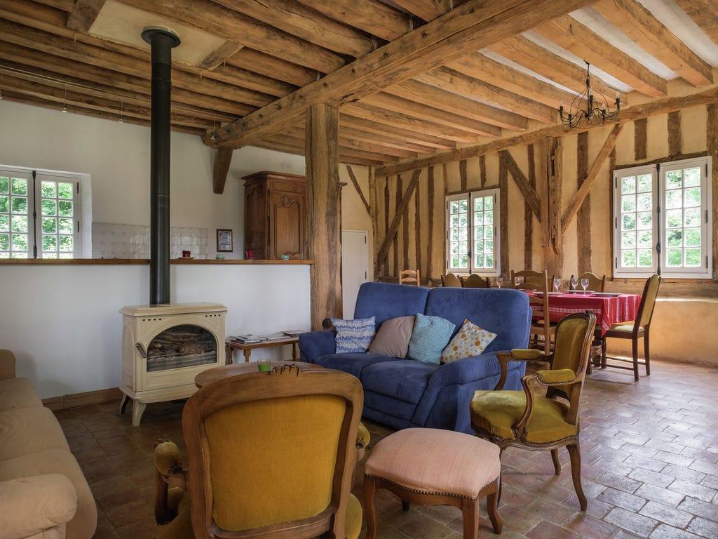 Ferienhaus Gemütliches Ferienhaus in Loire mit eigener Terrasse (654985), Bonnétable, Sarthe, Pays de la Loire, Frankreich, Bild 3