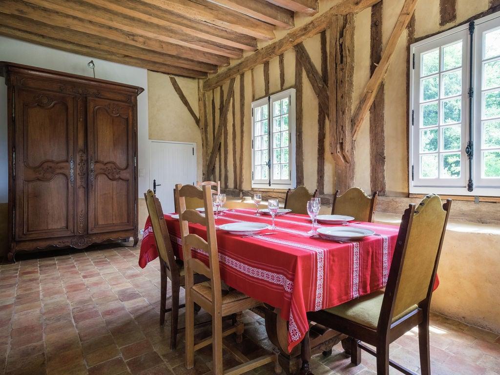 Ferienhaus Gemütliches Ferienhaus in Loire mit eigener Terrasse (654985), Bonnétable, Sarthe, Pays de la Loire, Frankreich, Bild 5