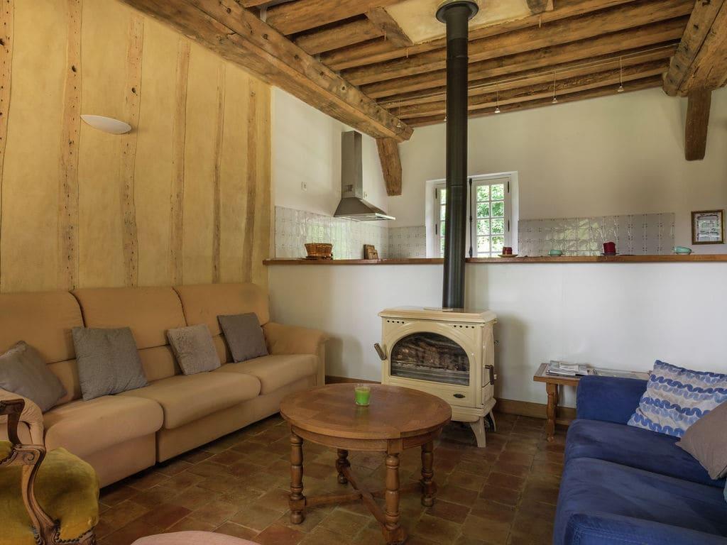 Ferienhaus Gemütliches Ferienhaus in Loire mit eigener Terrasse (654985), Bonnétable, Sarthe, Pays de la Loire, Frankreich, Bild 4