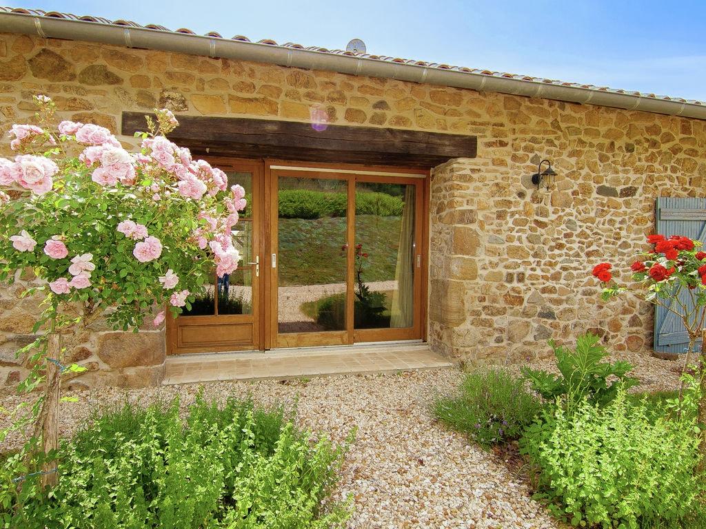 Ferienhaus Wunderschönes Ferienhaus mit Terrasse in Roussines (588335), Cherves Châtelars, Charente, Poitou-Charentes, Frankreich, Bild 8