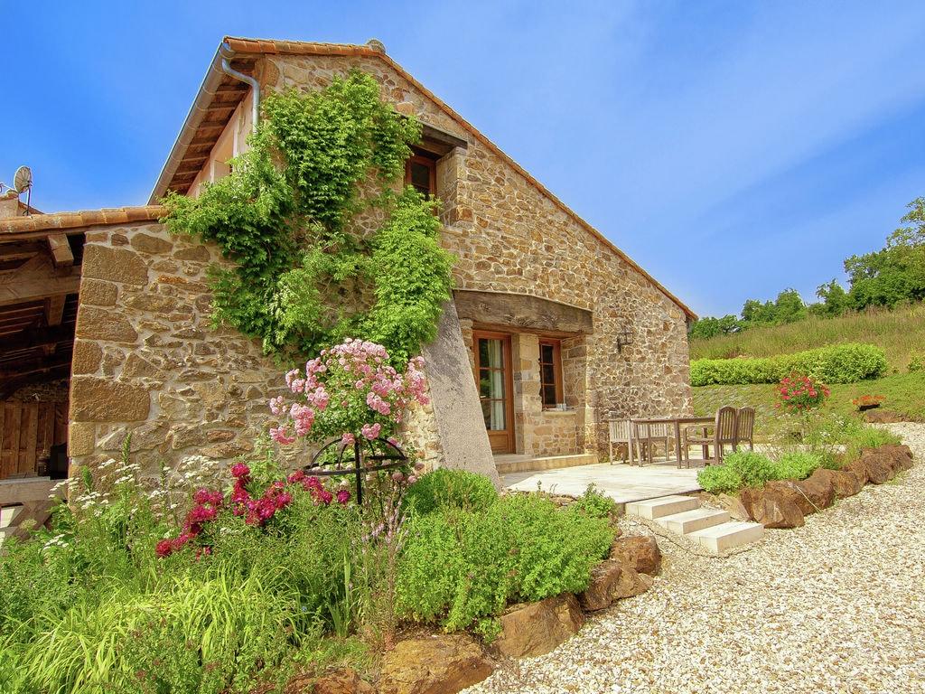 Ferienhaus Wunderschönes Ferienhaus mit Terrasse in Roussines (588335), Cherves Châtelars, Charente, Poitou-Charentes, Frankreich, Bild 4