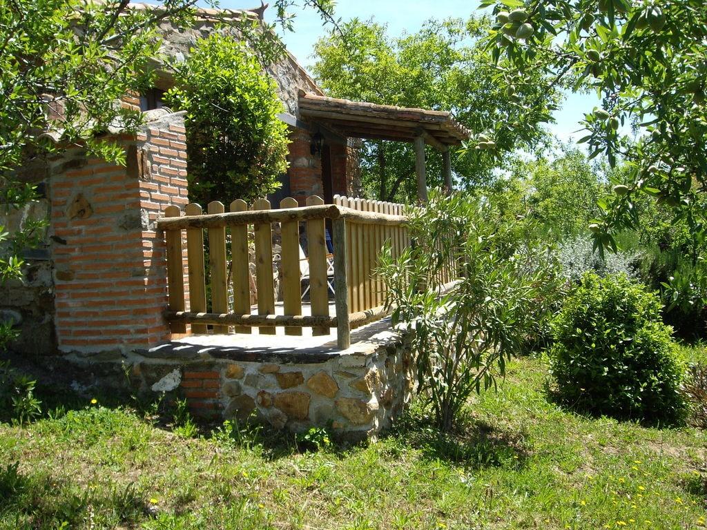 Cabaña Poleo Ferienwohnung in der Extremadura
