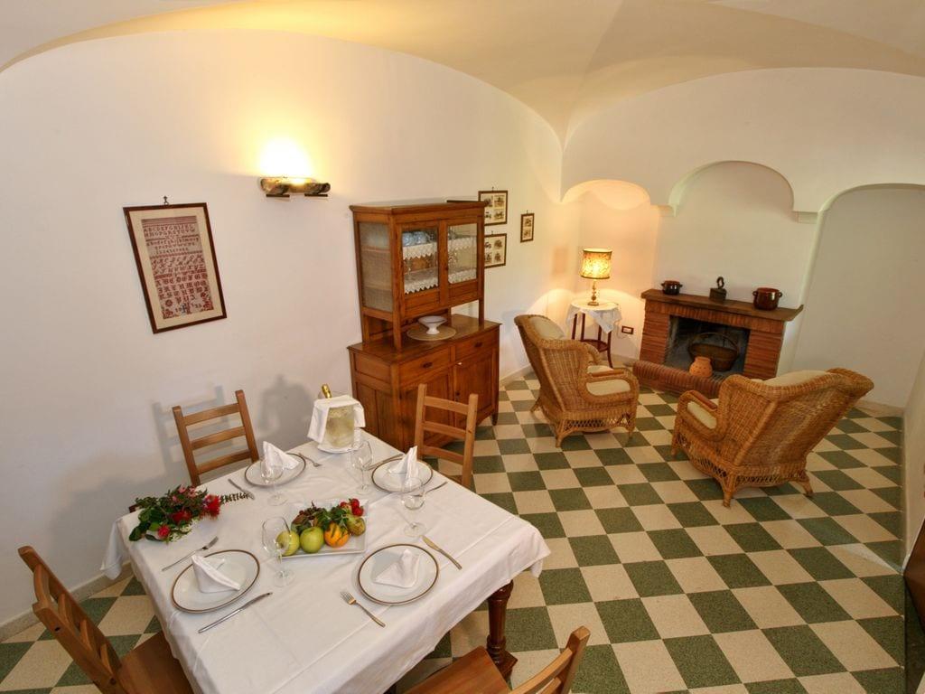 Ferienhaus Geräumiges Ferienhaus in San Cipriano Picentino mit Terrasse (495321), San Cipriano Picentino, Salerno, Kampanien, Italien, Bild 13