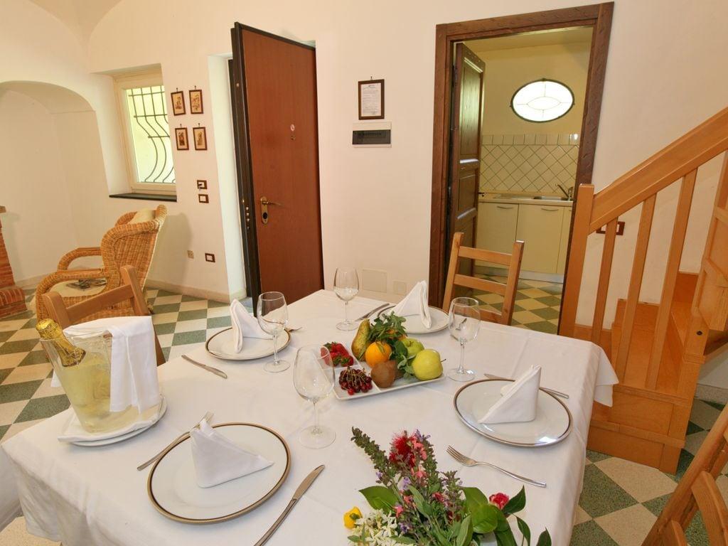 Ferienhaus Geräumiges Ferienhaus in San Cipriano Picentino mit Terrasse (495321), San Cipriano Picentino, Salerno, Kampanien, Italien, Bild 16
