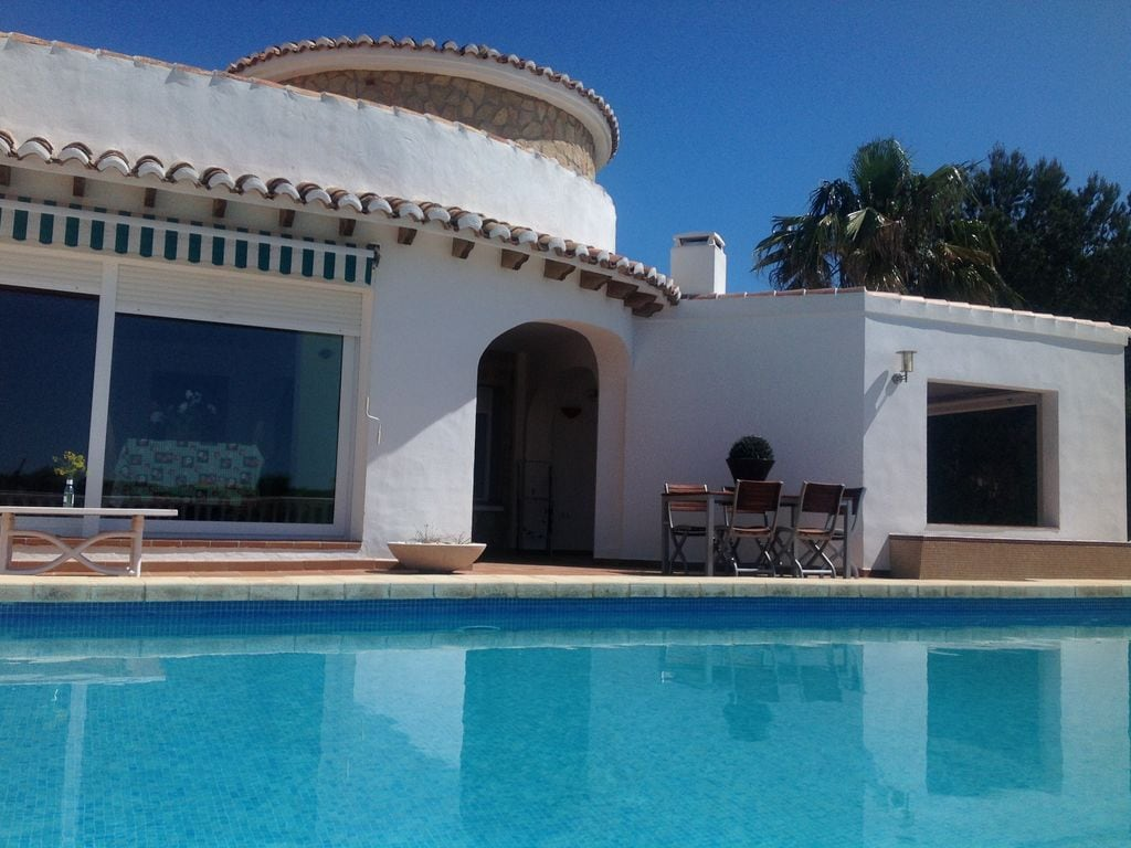 Maison de vacances La Siesta 33 (1083151), Jávea, Costa Blanca, Valence, Espagne, image 2