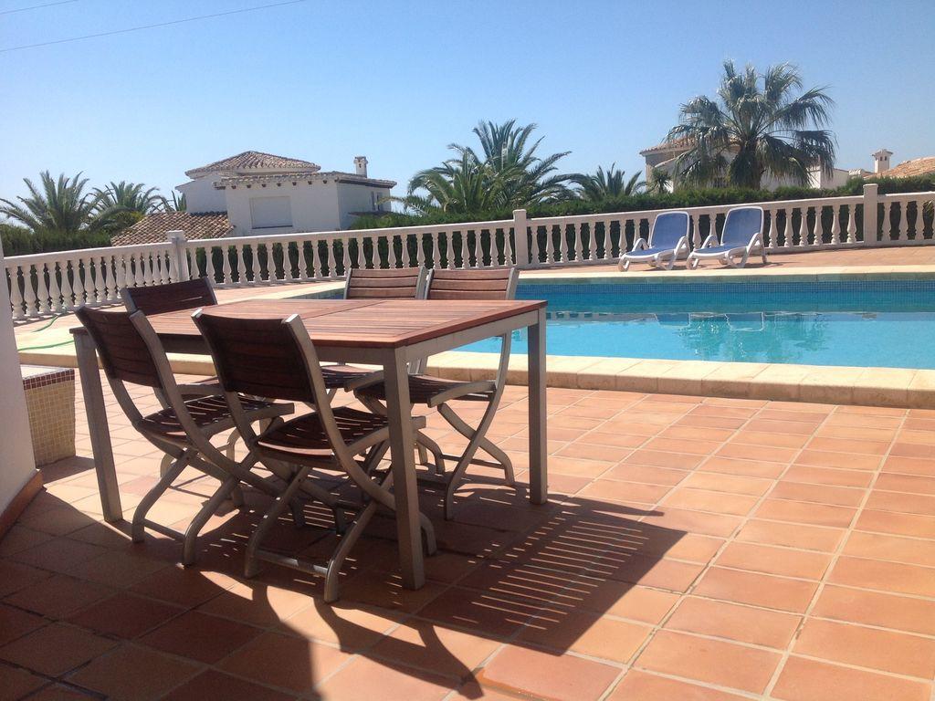 Maison de vacances La Siesta 33 (1083151), Jávea, Costa Blanca, Valence, Espagne, image 25