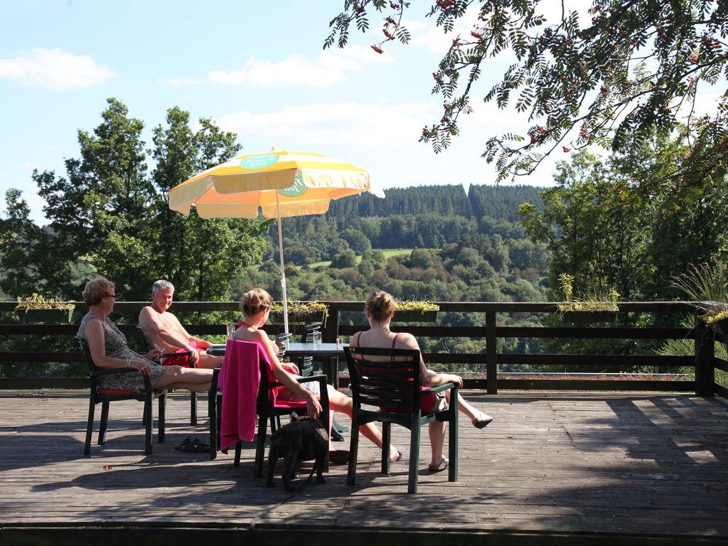 Ferienhaus Luxuriöse Villa mit Kamin bei einem Stausee in der Nordeifel (497577), Dahlem, Eifel (Nordrhein Westfalen) - Nordeifel, Nordrhein-Westfalen, Deutschland, Bild 19