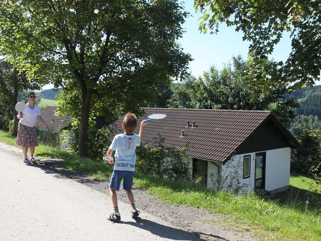 Ferienhaus Luxuriöse Villa mit Kamin bei einem Stausee in der Nordeifel (497577), Dahlem, Eifel (Nordrhein Westfalen) - Nordeifel, Nordrhein-Westfalen, Deutschland, Bild 17