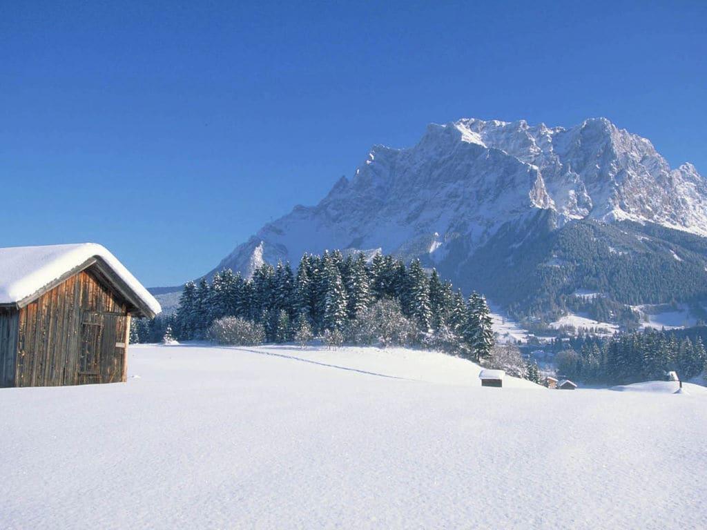 Ferienwohnung Gemütliche Ferienwohnung in Lermoos mit Skilift in der Nähe (496154), Lermoos, Tiroler Zugspitz Arena, Tirol, Österreich, Bild 15
