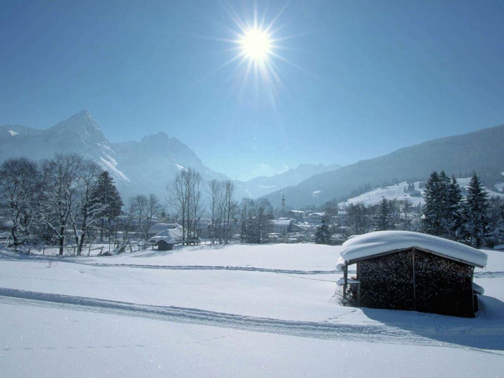 Ferienwohnung Gemütliche Ferienwohnung in Lermoos mit Skilift in der Nähe (496154), Lermoos, Tiroler Zugspitz Arena, Tirol, Österreich, Bild 19