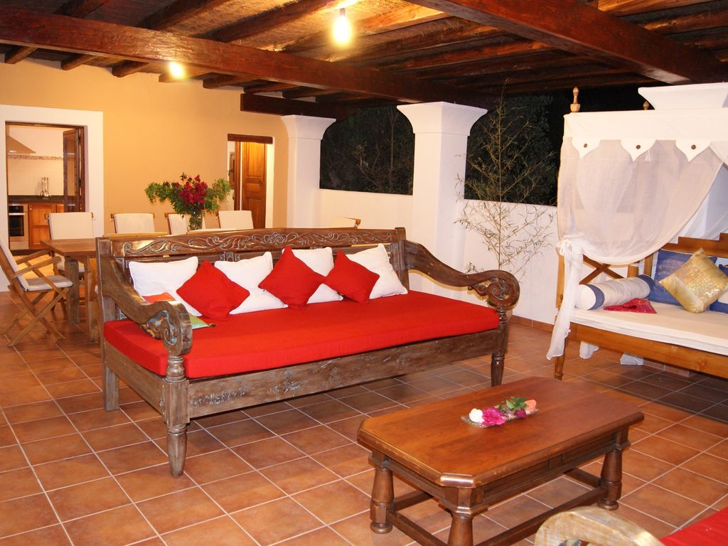 Ferienhaus Vintage-Villa mit eigenem Swimmingpool auf Ibiza (562891), Santa Eularia des Riu, Ibiza, Balearische Inseln, Spanien, Bild 31