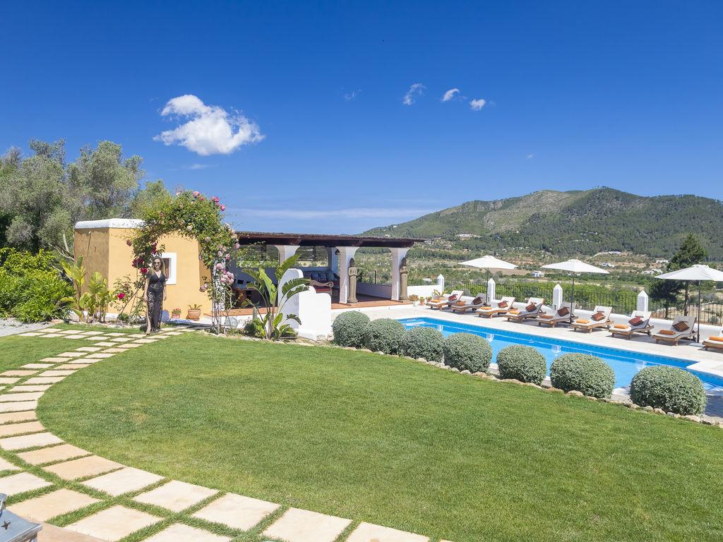 Ferienhaus Vintage-Villa mit eigenem Swimmingpool auf Ibiza (562891), Santa Eularia des Riu, Ibiza, Balearische Inseln, Spanien, Bild 35