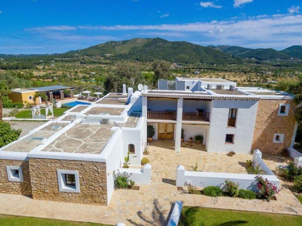 Ferienhaus Vintage-Villa mit eigenem Swimmingpool auf Ibiza (562891), Santa Eularia des Riu, Ibiza, Balearische Inseln, Spanien, Bild 7