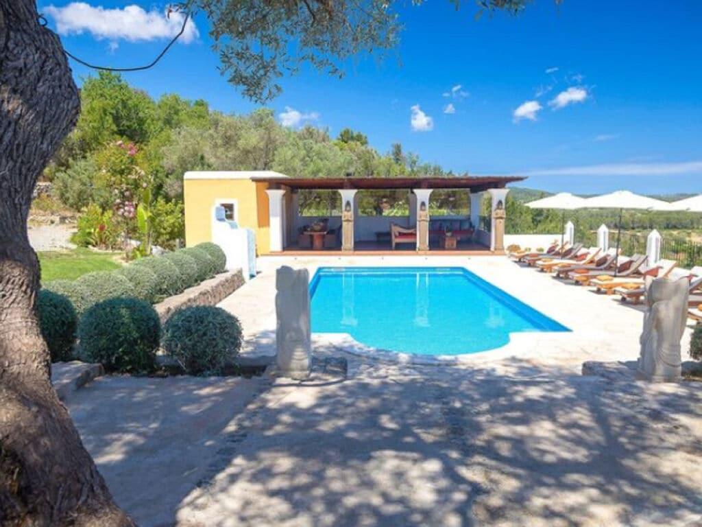 Ferienhaus Vintage-Villa mit eigenem Swimmingpool auf Ibiza (562891), Santa Eularia des Riu, Ibiza, Balearische Inseln, Spanien, Bild 8