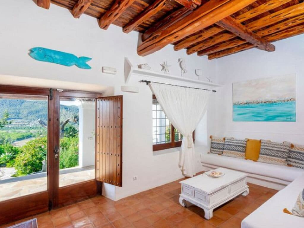 Ferienhaus Vintage-Villa mit eigenem Swimmingpool auf Ibiza (562891), Santa Eularia des Riu, Ibiza, Balearische Inseln, Spanien, Bild 11
