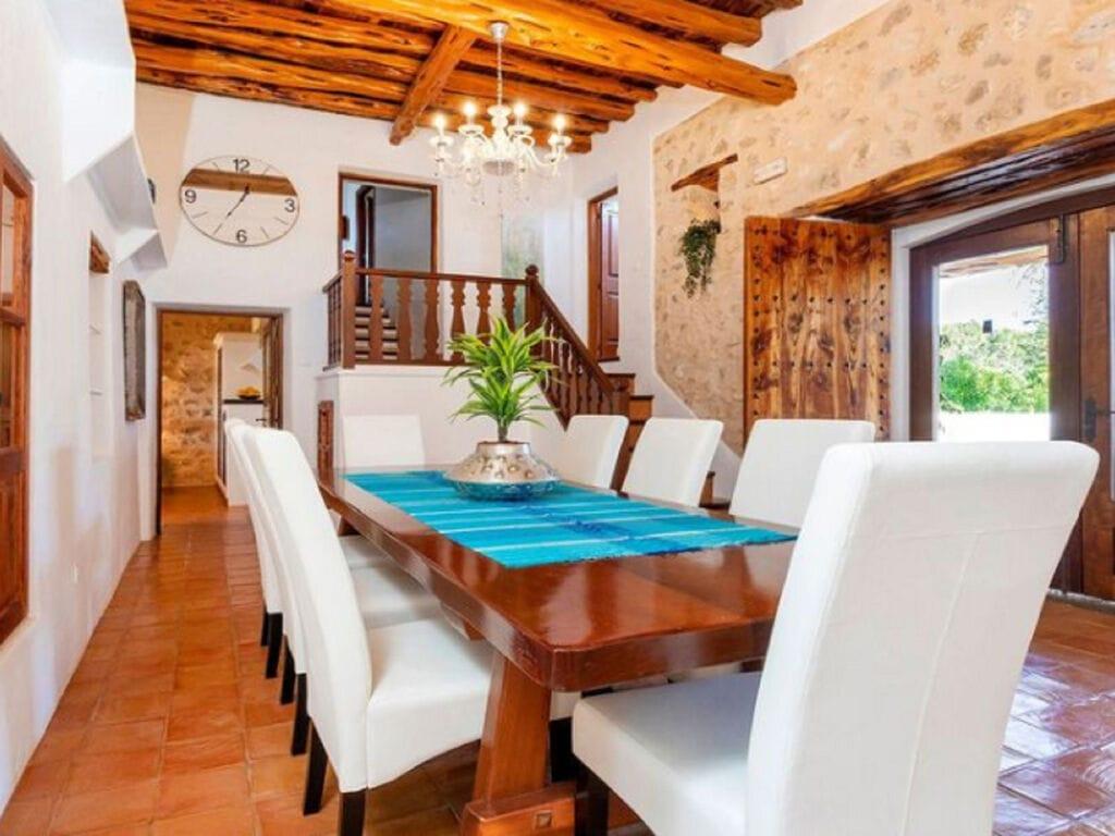 Ferienhaus Vintage-Villa mit eigenem Swimmingpool auf Ibiza (562891), Santa Eularia des Riu, Ibiza, Balearische Inseln, Spanien, Bild 14