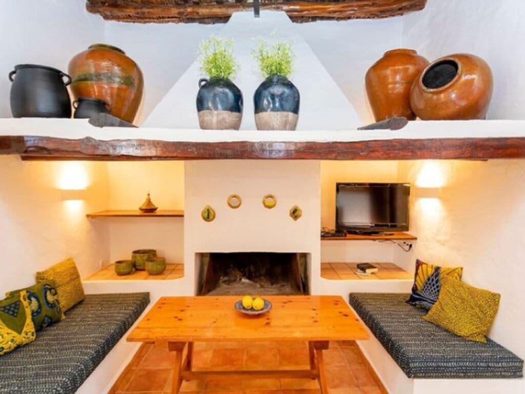 Ferienhaus Vintage-Villa mit eigenem Swimmingpool auf Ibiza (562891), Santa Eularia des Riu, Ibiza, Balearische Inseln, Spanien, Bild 15