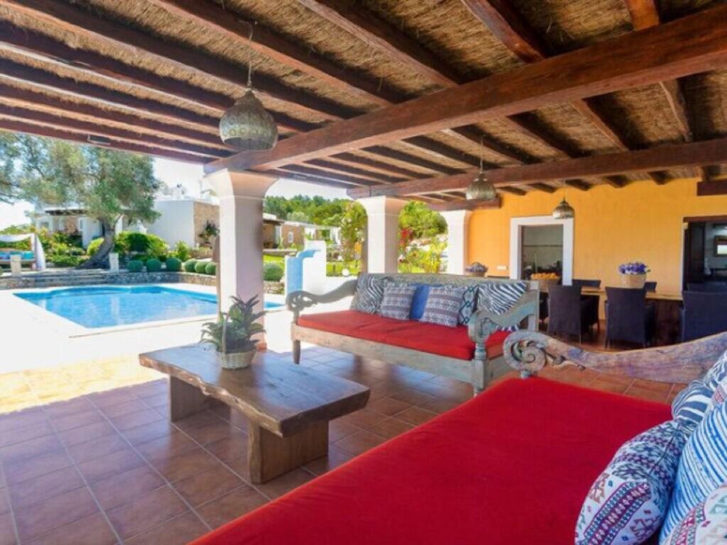 Ferienhaus Vintage-Villa mit eigenem Swimmingpool auf Ibiza (562891), Santa Eularia des Riu, Ibiza, Balearische Inseln, Spanien, Bild 6