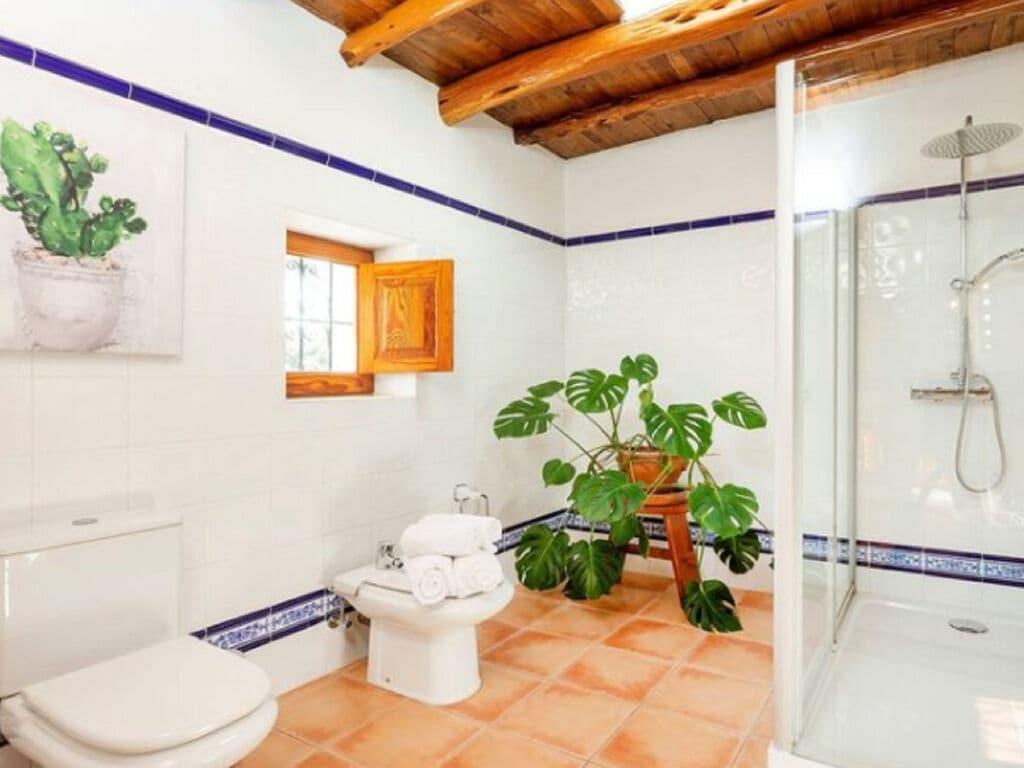 Ferienhaus Vintage-Villa mit eigenem Swimmingpool auf Ibiza (562891), Santa Eularia des Riu, Ibiza, Balearische Inseln, Spanien, Bild 26