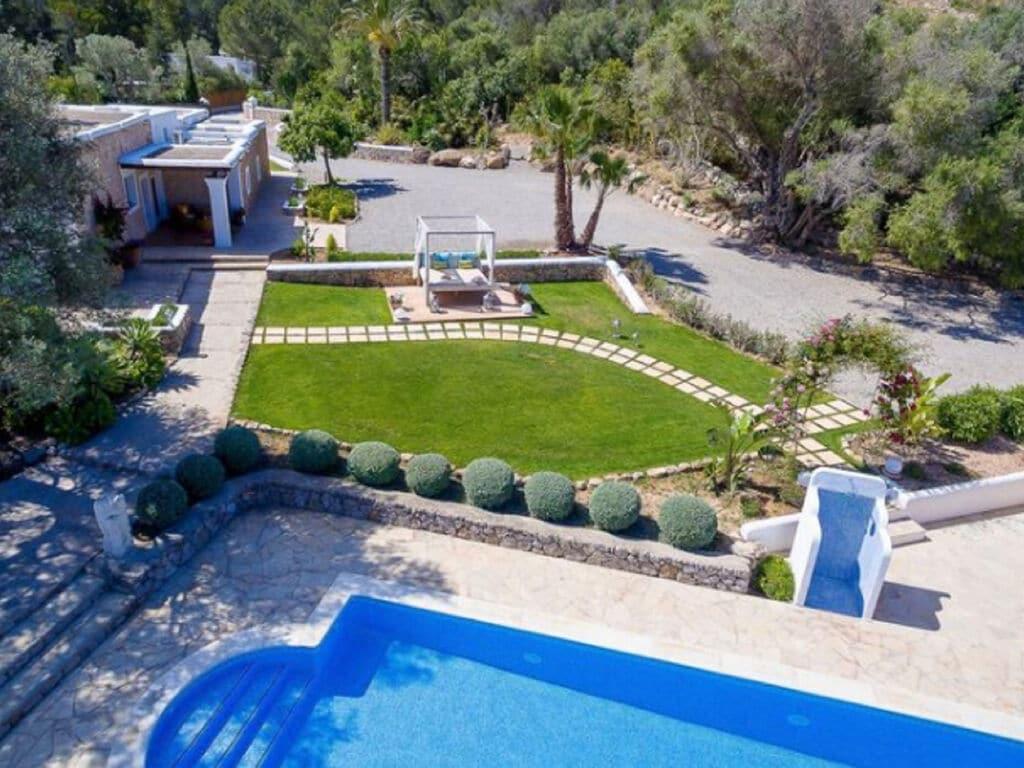 Ferienhaus Vintage-Villa mit eigenem Swimmingpool auf Ibiza (562891), Santa Eularia des Riu, Ibiza, Balearische Inseln, Spanien, Bild 33