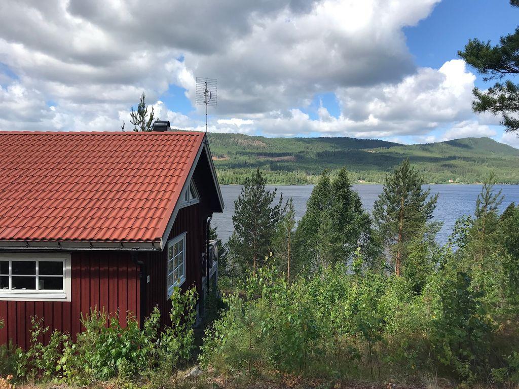 Ferienhaus Chalet am Fluss m. Sauna u. Garten m. Sitzbereich in Torsby (498381), Torsby, Värmlands län, Mittelschweden, Schweden, Bild 2