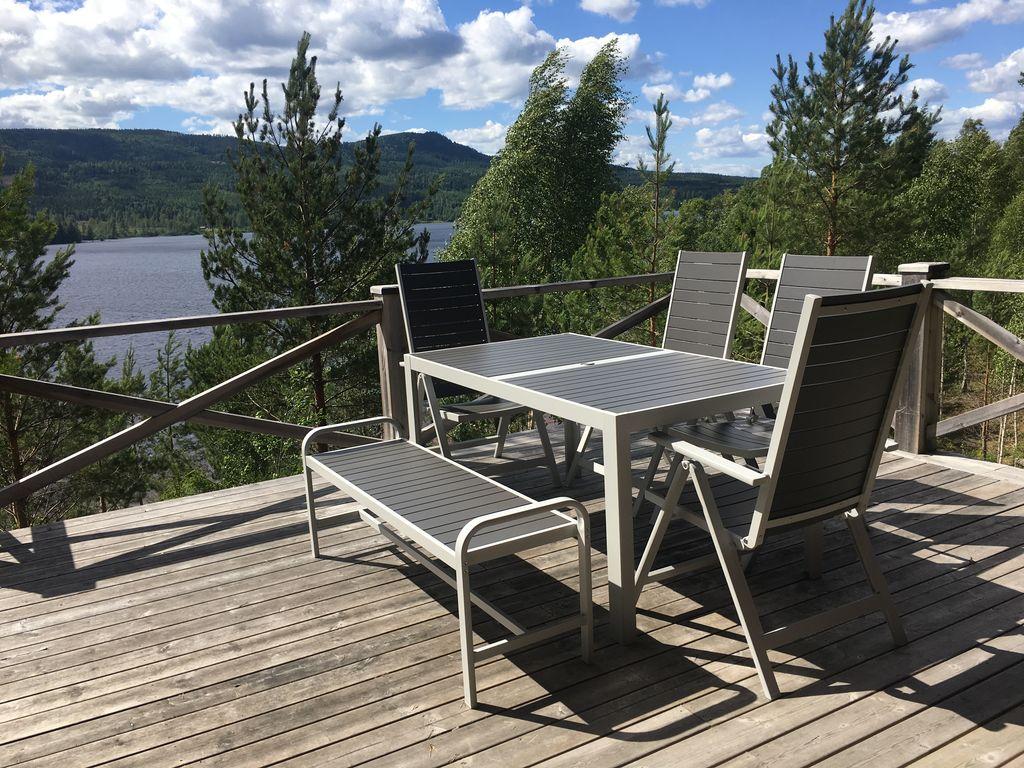 Ferienhaus Chalet am Fluss m. Sauna u. Garten m. Sitzbereich in Torsby (498381), Torsby, Värmlands län, Mittelschweden, Schweden, Bild 13
