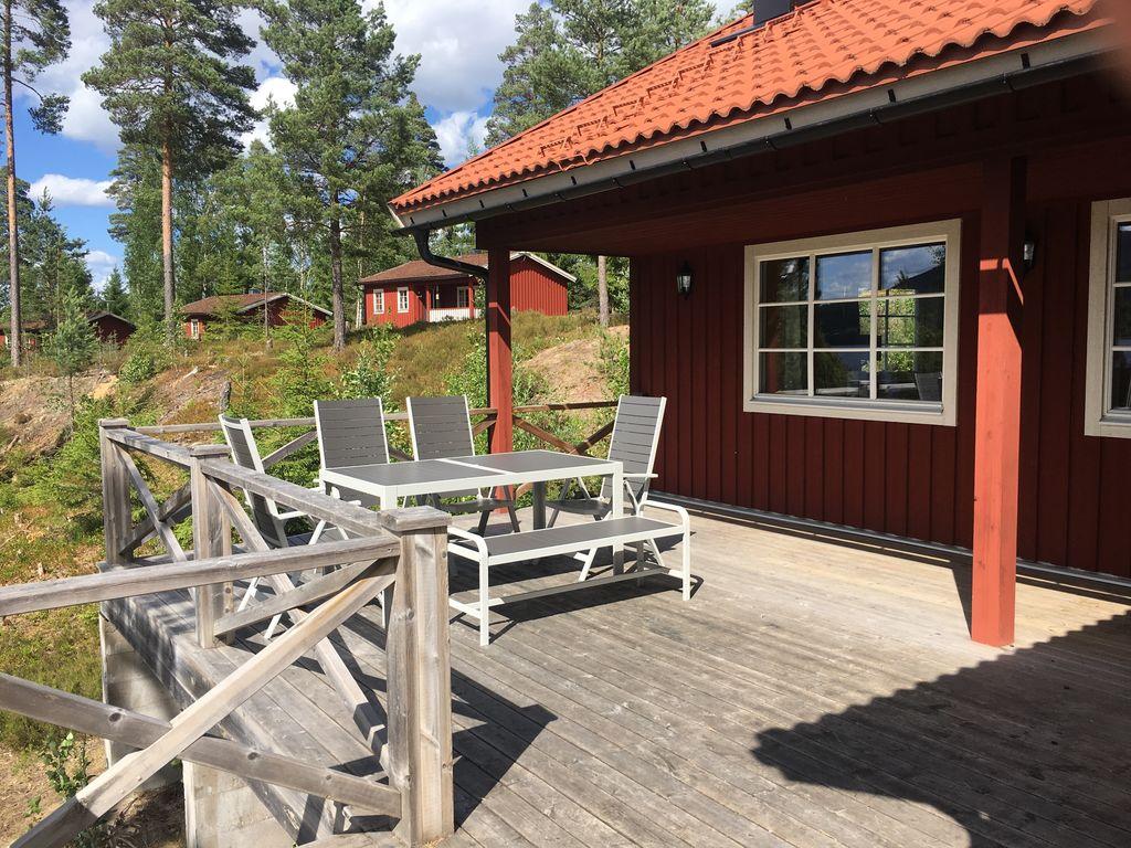 Ferienhaus Chalet am Fluss m. Sauna u. Garten m. Sitzbereich in Torsby (498381), Torsby, Värmlands län, Mittelschweden, Schweden, Bild 14