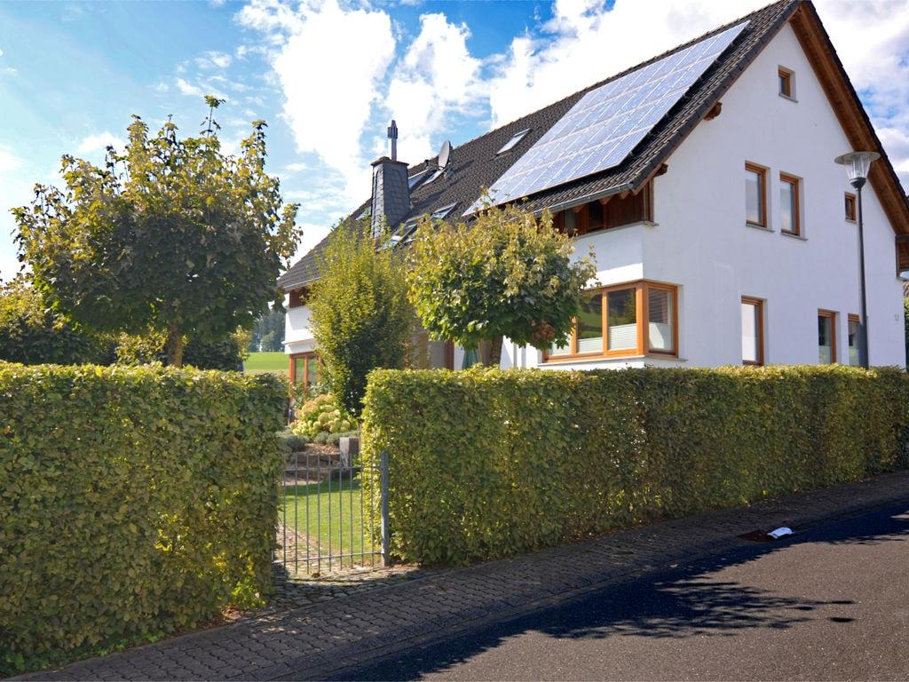 Luxuriöses Apartment in Eslohe mit eigener Te Ferienwohnung  Eslohe