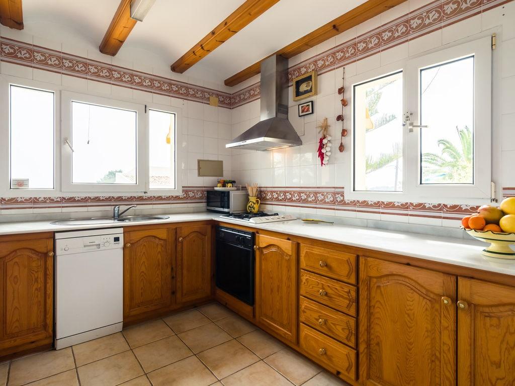Ferienhaus Geräumige Villa mit Swimmingpool in Moraira (500694), Moraira, Costa Blanca, Valencia, Spanien, Bild 15