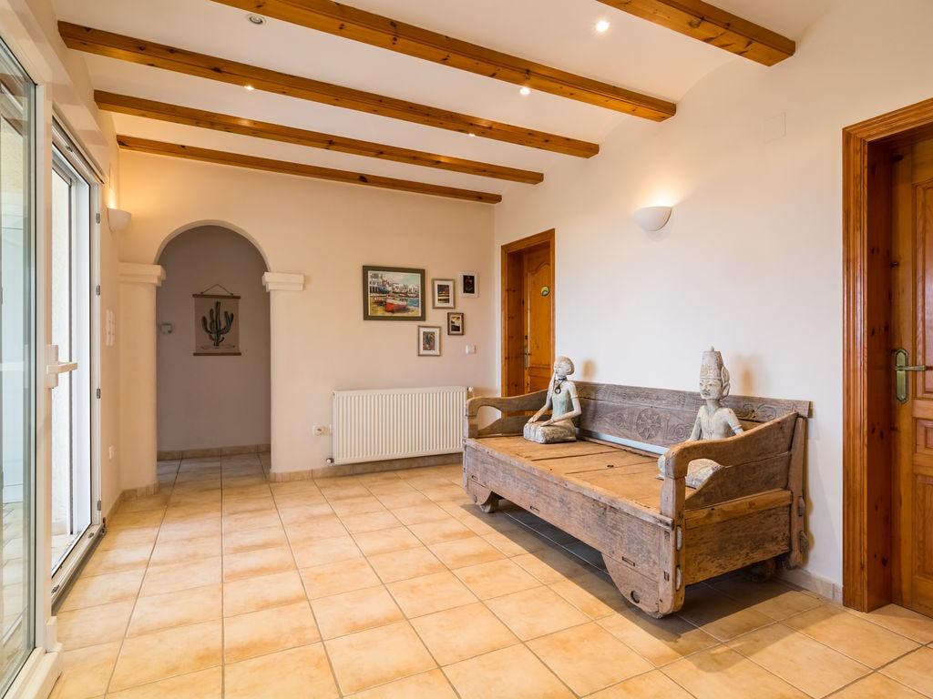 Ferienhaus Geräumige Villa mit Swimmingpool in Moraira (500694), Moraira, Costa Blanca, Valencia, Spanien, Bild 12