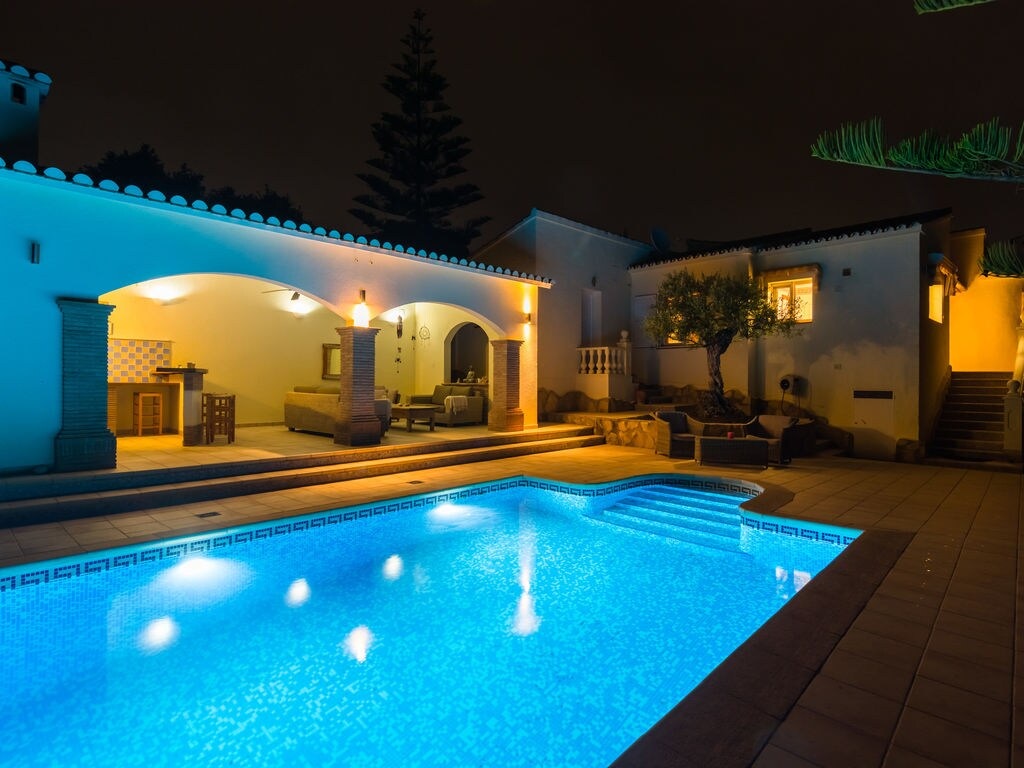 Ferienhaus Geräumige Villa mit Swimmingpool in Moraira (500694), Moraira, Costa Blanca, Valencia, Spanien, Bild 8