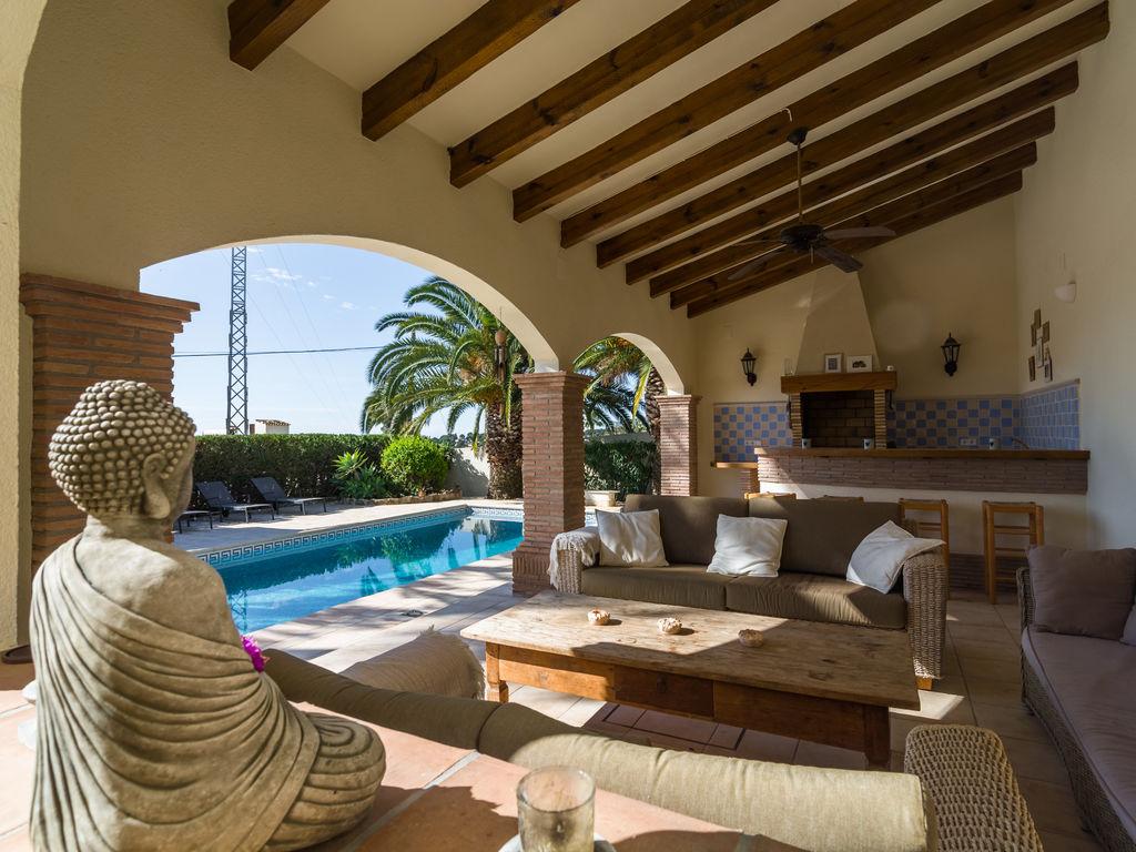Ferienhaus Geräumige Villa mit Swimmingpool in Moraira (500694), Moraira, Costa Blanca, Valencia, Spanien, Bild 21