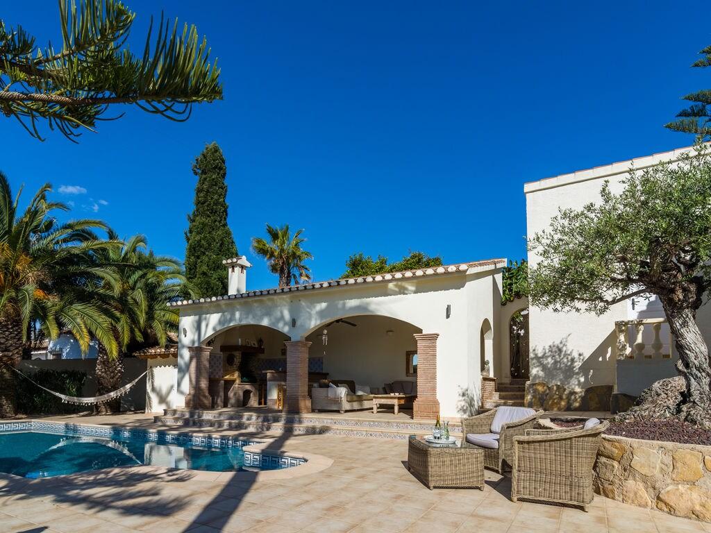 Ferienhaus Geräumige Villa mit Swimmingpool in Moraira (500694), Moraira, Costa Blanca, Valencia, Spanien, Bild 10