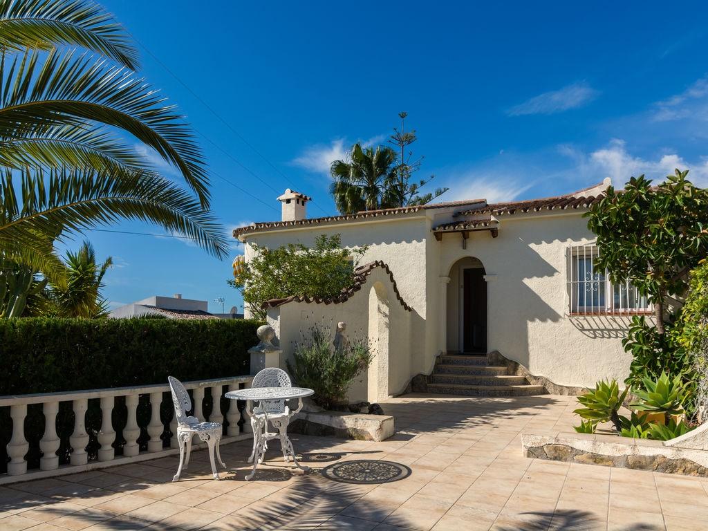 Ferienhaus Geräumige Villa mit Swimmingpool in Moraira (500694), Moraira, Costa Blanca, Valencia, Spanien, Bild 6