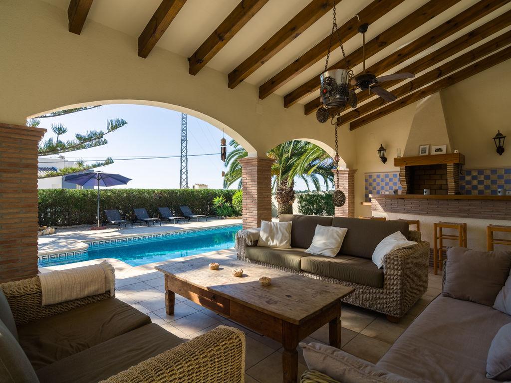Ferienhaus Geräumige Villa mit Swimmingpool in Moraira (500694), Moraira, Costa Blanca, Valencia, Spanien, Bild 5