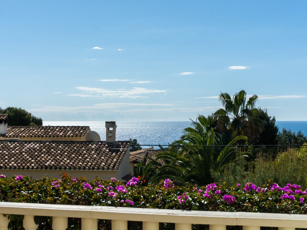 Ferienhaus Geräumige Villa mit Swimmingpool in Moraira (500694), Moraira, Costa Blanca, Valencia, Spanien, Bild 11