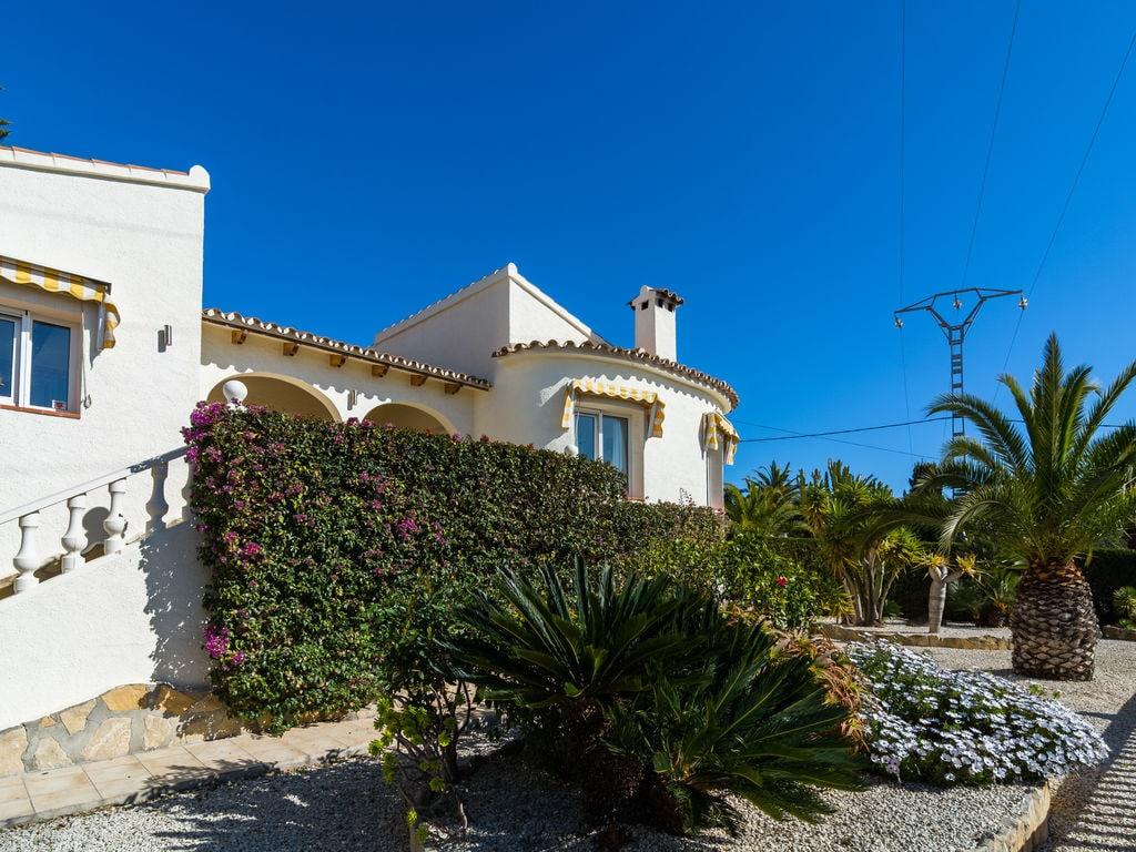 Ferienhaus Geräumige Villa mit Swimmingpool in Moraira (500694), Moraira, Costa Blanca, Valencia, Spanien, Bild 25