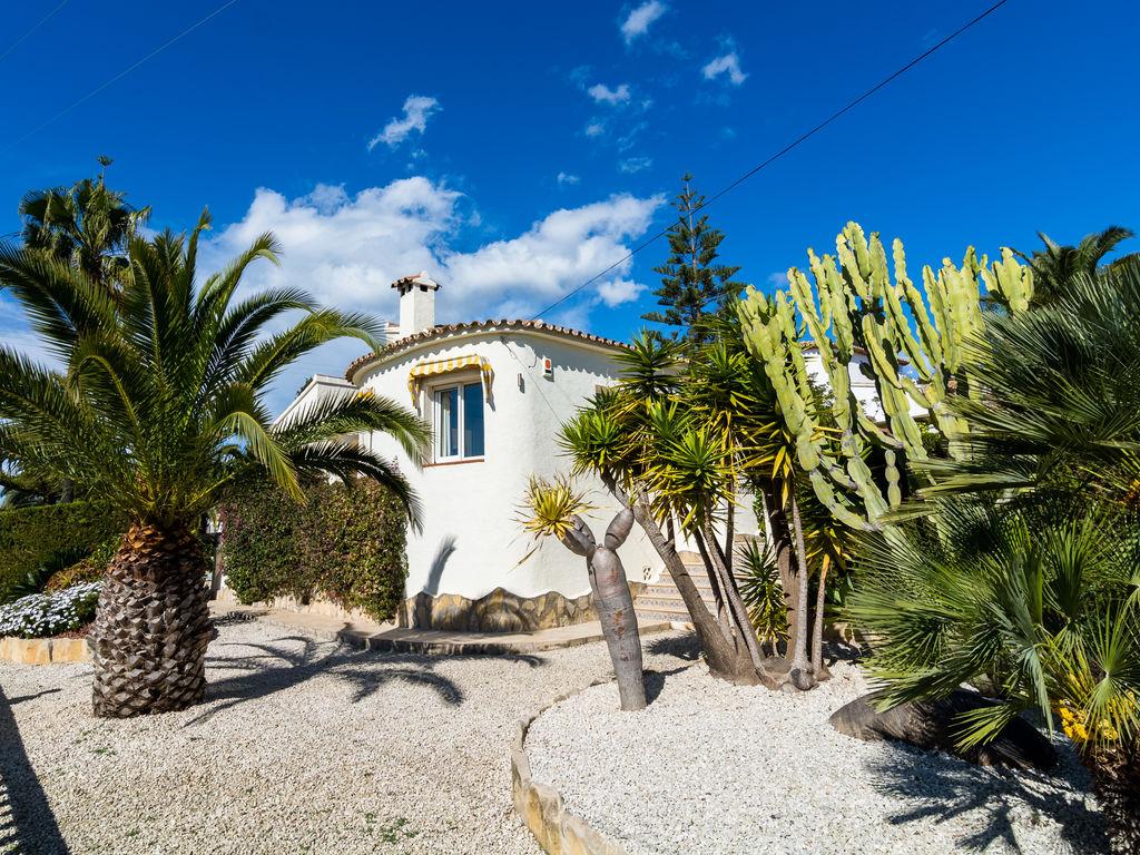 Ferienhaus Geräumige Villa mit Swimmingpool in Moraira (500694), Moraira, Costa Blanca, Valencia, Spanien, Bild 26