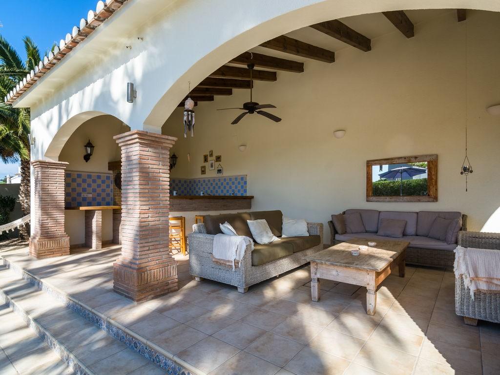 Ferienhaus Geräumige Villa mit Swimmingpool in Moraira (500694), Moraira, Costa Blanca, Valencia, Spanien, Bild 24