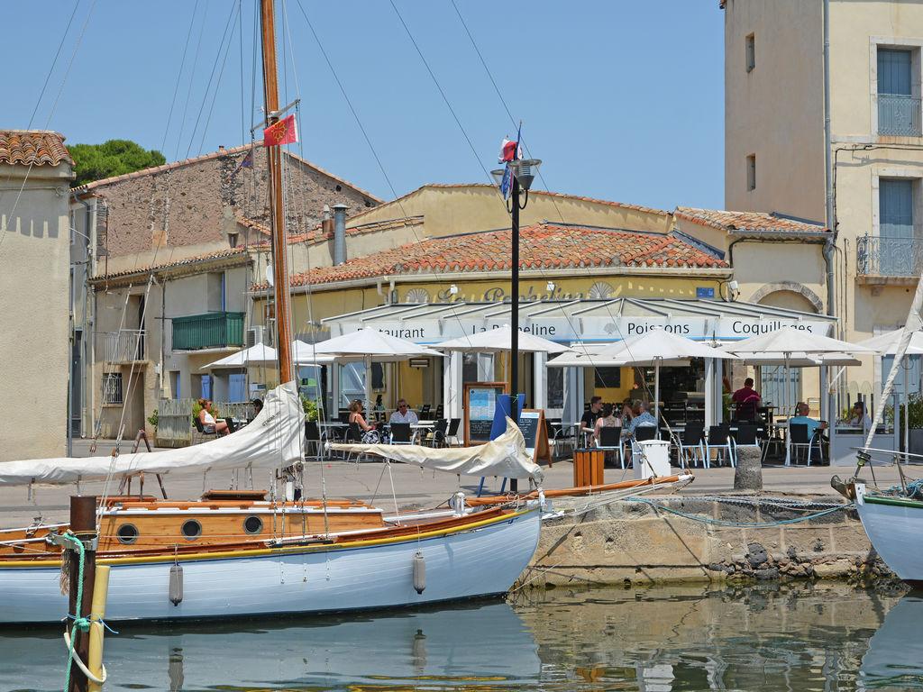 Ferienhaus Au bord de l'eau (500082), Aigues Mortes, Mittelmeerküste Gard, Languedoc-Roussillon, Frankreich, Bild 32