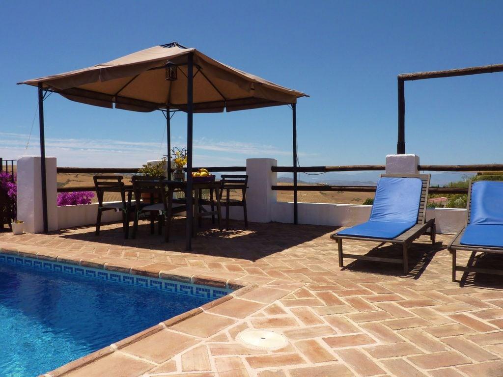 Ferienhaus Luxuriöse Villa in Antequera mit privatem Pool (503768), Villanueva de la Concepcion, Malaga, Andalusien, Spanien, Bild 23