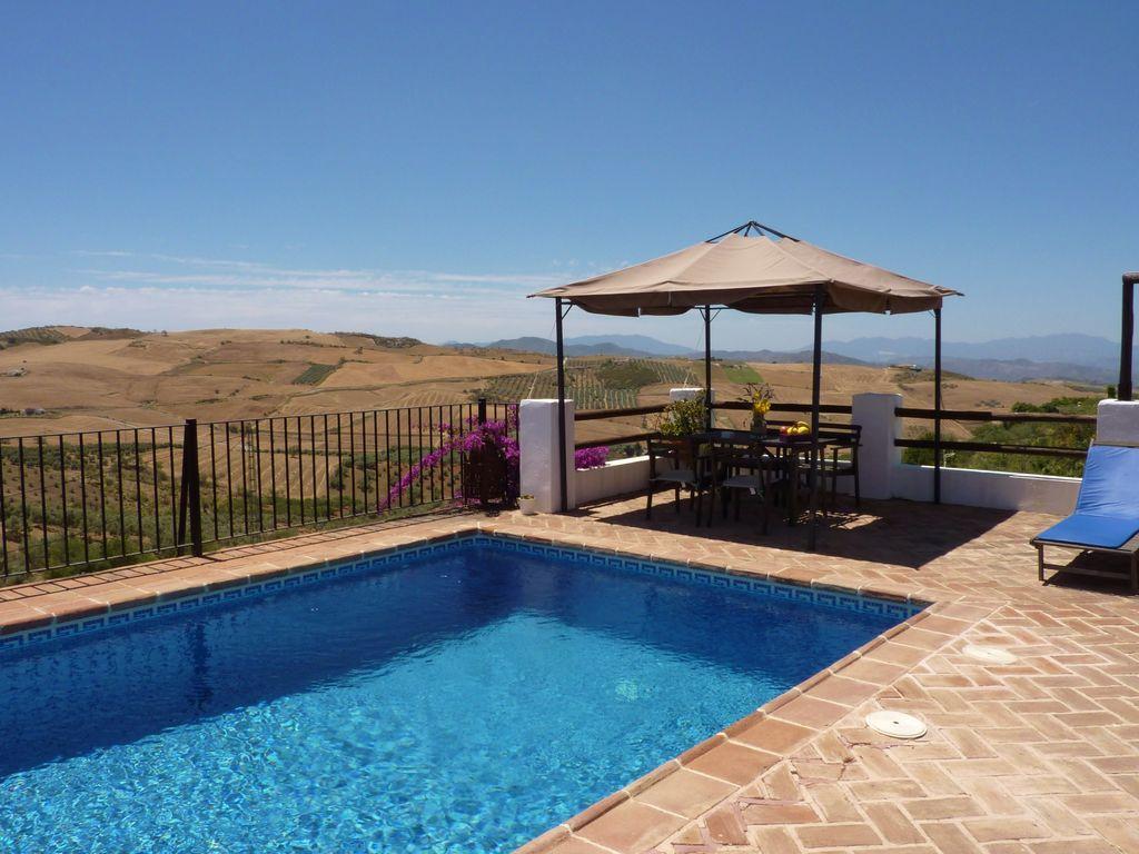 Ferienhaus Luxuriöse Villa in Antequera mit privatem Pool (503768), Villanueva de la Concepcion, Malaga, Andalusien, Spanien, Bild 25
