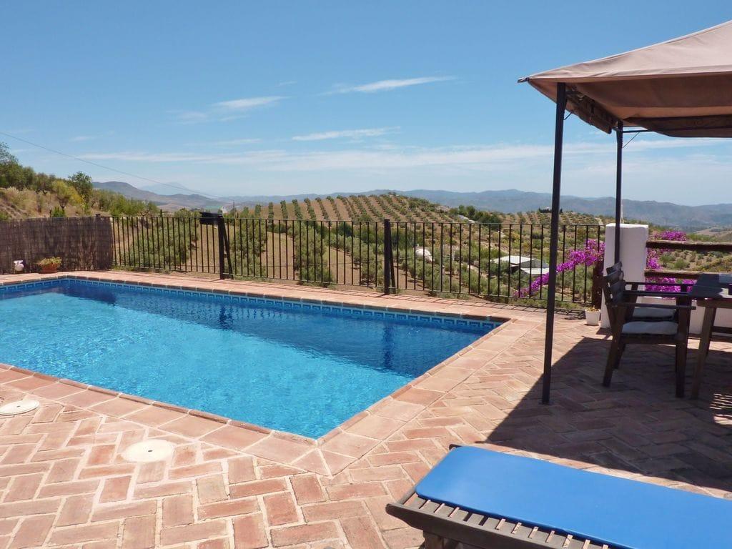 Ferienhaus Luxuriöse Villa in Antequera mit privatem Pool (503768), Villanueva de la Concepcion, Malaga, Andalusien, Spanien, Bild 20