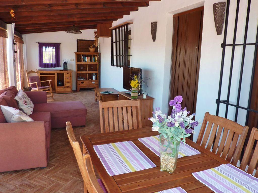 Ferienhaus Luxuriöse Villa in Antequera mit privatem Pool (503768), Villanueva de la Concepcion, Malaga, Andalusien, Spanien, Bild 30