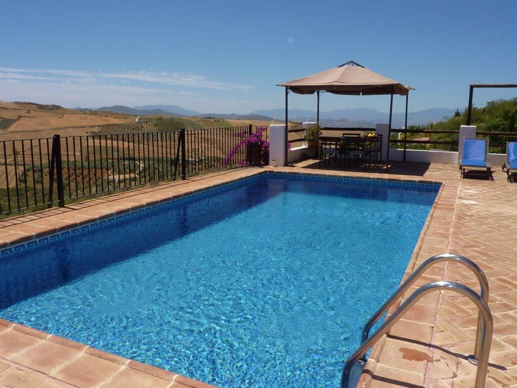 Ferienhaus Luxuriöse Villa in Antequera mit privatem Pool (503768), Villanueva de la Concepcion, Malaga, Andalusien, Spanien, Bild 21