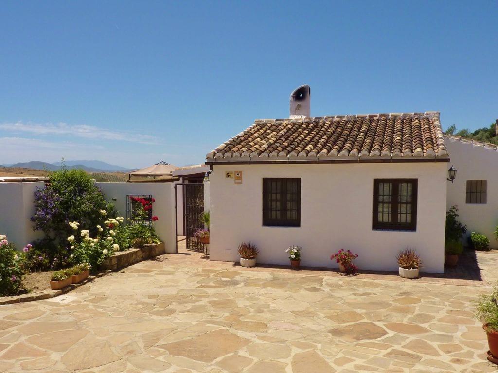 Ferienhaus Luxuriöse Villa in Antequera mit privatem Pool (503768), Villanueva de la Concepcion, Malaga, Andalusien, Spanien, Bild 4