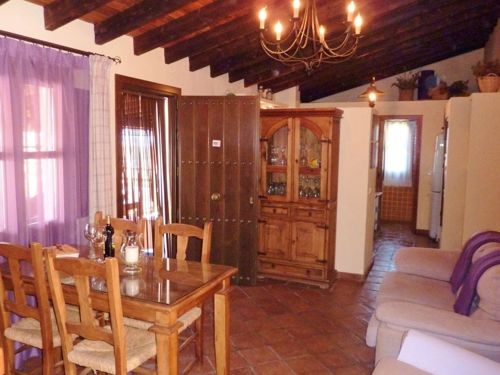 Ferienhaus Luxuriöse Villa in Antequera mit privatem Pool (503768), Villanueva de la Concepcion, Malaga, Andalusien, Spanien, Bild 9